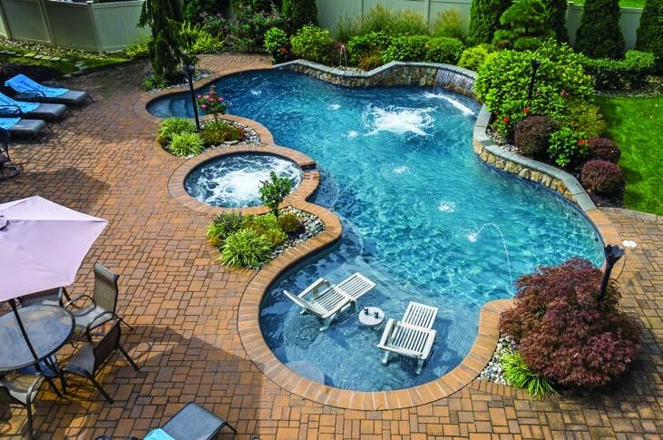 Backyard Paradise - House & Home Magazine