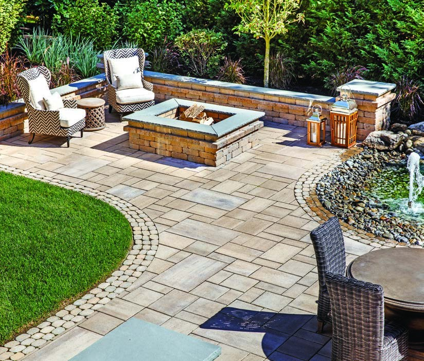 Gill S Landscaping House Home Magazine